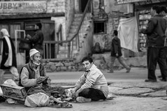 Streets of Kargil (Anoop Negi) Tags: street pakistan portrait india chicken photography town war working battle kashmir client anoop cobbler ladakh kashmiri tandoori negi kargil moslem ezee123