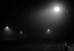 Fog (JasonCameron) Tags: road street winter light cold weather fog night utah inversion lamps
