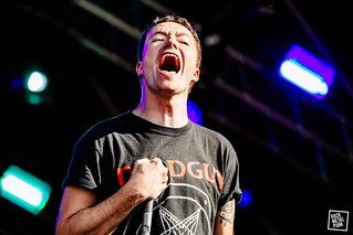 Touche Amore // Shot by Jurriaan Hodzelmans