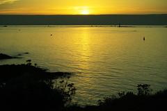 20150809-106_St  Malo_Sunset Silhouette (gary.hadden) Tags: sunset seascape landscape evening silhouettes saintmalo stmalo