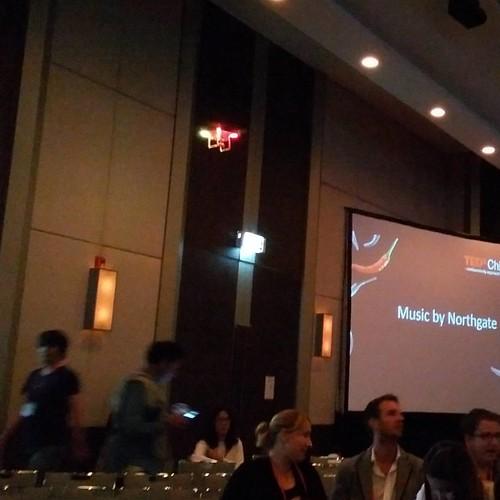 Drone fly over #TEDxChiangMai !