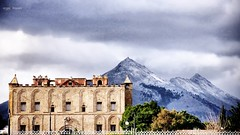 Neve agli irti colli (Angelo Trapani) Tags: neve palermo inverno freddo gennaio 2016 colli zisa montecuccio castellodellazisa
