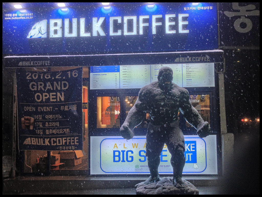 The World's Best Photos of hulk and snow - Flickr Hive Mind
