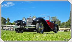 1936 - Mercedes Benz 290 manheim (Agaesse) Tags: classic 1936 mercedes benz cascais motorshow 290 2014 manheim agaesse