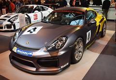 Porsche Caymen GT4 Clubsport (jambox998) Tags: matt paint job matte