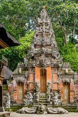 Mandala Wisata Wenara Wana (Evgeny Drokov) Tags: bali indonesia id january ubud 2016