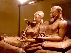 il Sarcofago degli Sposi (blanka309bb) Tags: roma italia arte terracotta villa museo ac vi giulia lazio cerveteri sposi storia sarcofago tuscia etrusco