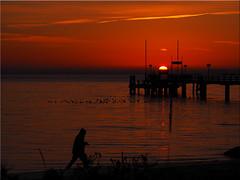 Sunrise on the Baltic Sea (Ostseetroll) Tags: sunrise geotagged deutschland balticsea sonnenaufgang ostsee deu schleswigholstein scharbeutz haffkrug geo:lat=5405249276 geo:lon=1075321268