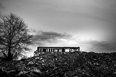 Demolition 11 (Nico_1962) Tags: leica urban bw zwartwit nederland thenetherlands demolition stad zwolle buiten sloop leicaxvario