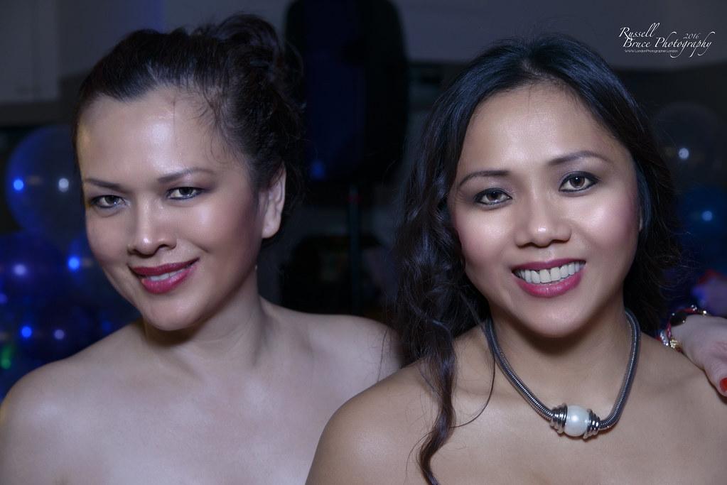 Filipino sisters posing at nudesapoppin 2012 2