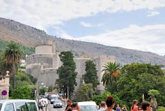 Dubrovnik. Mineta Fort (vs1k. 1 000 000 visits, Thanks so much !) Tags: sea architecture mediterranean fort croatia dubrovnik adriatic hrvatska dalmatia
