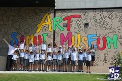 Year 3 visited Samui Art Gallery (98) (International School of Samui) Tags: inter primaryschoolsamui internationalschoolofsamui primaryschoolkohsamui