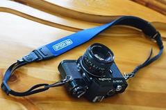 Minolta XE-7 and MD Rokkor-X 50mm, f1.7 (rolandmks7) Tags: camera minolta optechusa minoltaxe7 xe7