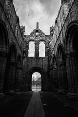 Kirkstall Abbey 6 (Phil Marsden Photography) Tags: blackandwhite abbey leeds kirkstall
