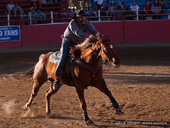 IMG_2048 (DesertHeatImages) Tags: arizona horses phoenix cowboy boots barrel run bulls arena riding corona rodeo cowgirl steer bullriding regional roadrunner