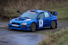 legend fire rally 2016 | impreza | BC54 WRC (Jgalea14) Tags: auto 6 window glass car wheel sport century canon fire mirror rally round subaru physics legend impreza blackpool rotary fleetwood 2016 100d