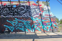 5iver, Goomba, (NJphotograffer) Tags: new graffiti goal beef 4 nj crew jersey dna shortys c2c goomba 2w rth sape r2b 6bc 5iver sape4