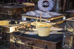 Eisengiesserei (kevin.hackert) Tags: feuer handwerk werkstück guss eisen giesen giesserei grauguss urformverfahren