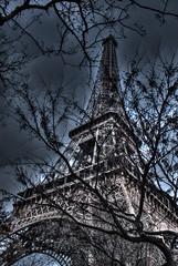 La Tour Eiffel (Anne-So56) Tags: paris eiffeltower eiffel toureiffel extrieur hdr gustaveeiffel