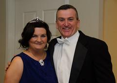 Preshow Brendan Bradley and Miriam Gallagher