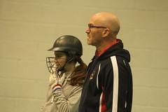 Girls U13 and U15 Indoor Training 2016