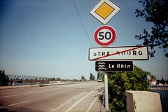 2013  (chunhao93) Tags: voyage travel people france sign lomo europe crowd strasbourg vivitar    gernany