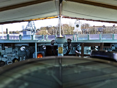 The Bridge (MySimplePhotosToday) Tags: uk bridge england museum kent dock ship unitedkingdom navy historic destroyer chatham ww2 british southeast naval warship hms dockyard cclass royalnavy historicdockyard chathamdockyard hmscavalier museumship r73 museumvessel