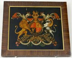 Billesley, Warwickshire (Sheepdog Rex) Tags: billesley allsaintschurch royalarms