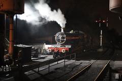 Severn Valley Railway 26-28th February 2016 (Aron Stenning Photography) Tags: heritage railway steam signals manor signal steamrailway semaphore svr gwr severnvalleyrailway bewdley greatwesternrailway 7812 heritagerailway semaphoresignals semaphoresignal manorclass erlestokemanor gwrmanorclass greatwesternrailwaymanorclass