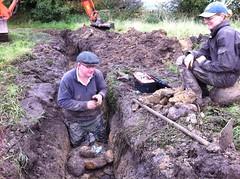 brian and Helen (b4ruralnorth) Tags: yorkshire lancashire jfdi cumbria spades barnstormers heroines b4rn digitalbritain ladiesofgrit