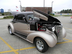 37 chevy in missippippi (billedgar8322) Tags: show classic car mississippi magnolia cruisers