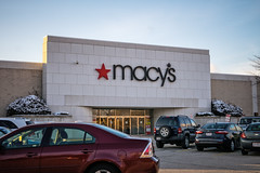 Soon to be closed Macy's... (Nicholas Eckhart) Tags: ohio usa retail america us departmentstore oh macys closing stores goingoutofbusiness kaufmanns elyria liquidation 2016 maycompany