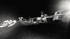 Wreck of the Southwest Chief (John Csoka) Tags: southwest chief amtrak kansas wreck superliner