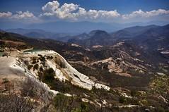 Cascadas Petrificadas de Hierve el Agua, Oaxaca. (Mac1968) Tags: landscape mexico waterfall agua paisaje el mexican oaxaca mexicano petrified cascadas hierve petrificadas