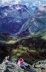 Norway (Kari Siren) Tags: travel norway norge geiranger