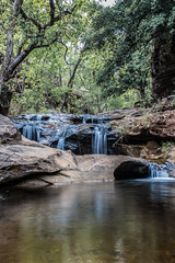 Pachmarhi (Jackson Pollard) Tags: flowers autumn trees summer india mountains nature leaves gardens landscape countryside asia waterfalls rivers pradesh pachmarhi madhya