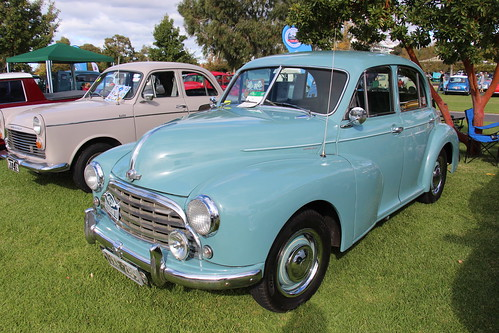1952 Morris Oxford MO Saloon