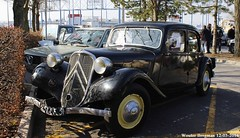 Citron Traction Avant 7C 1936 (XBXG) Tags: auto old france classic car 1936 vintage french automobile champagne traction tractionavant citron voiture des salon 51 frankrijk ta reims avant belles ancienne marne ardenne franaise 7c citrontractionavant dpoque 29me champenoises 251cf51