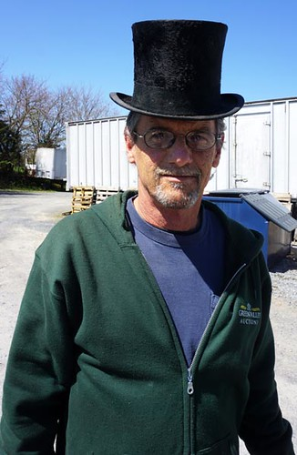 Top Hat - $55.00, Joe Bailey - Priceless!