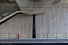 Centraal Station Rotterdam (Pieter Musterd) Tags: station canon rotterdam perron ns nederland thenetherlands canon5d nl centraalstation paysbas trap niederlande nederlandsespoorwegen rotjeknor brandkraan musterd nlnederland pietermusterd 5dmarkii pmusterdziggonl
