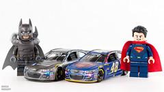 LEGO #BatmanvsSuperman #NASCAR style (Brick Resort) Tags: lego nascar earnhardt dalejr jimmiejohnson legobatman 76044 nascardiecast legosuperheroes clashofheroes legosuperman lego2016sets legobatman2016 2016lego nascar2016 nascardiecast2016 76044batman legosuperheroes2016 legosets2016 76044lego