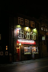 The Endeavour Pub, Church St., Whitby (mebo2) Tags: night pub view yorkshire north whitby endeavour