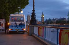 NEX-5N_15-07-17_DSC00313 (alexgascoigne) Tags: city blue london tower clock thames river evening twilight time dusk capital housesofparliament bigben landmark tourists southbank mp primeminister 2015 brendanandjonswedding
