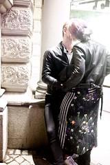 (nypan_sthlm) Tags: street people love night kiss stockholm fujifilm streetphotgrfy