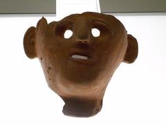 maschera punica, Museo Archeologico Nazionale, Ferrara (Pivari.com) Tags: ferrara museoarcheologiconazionale mascherapunica