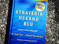 Un libro al giorno per startupper, maker e innovatori. Oceano blu... fate qualcosa di diverso.