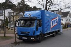 Iveco Eurocargo 100E22 EEV TWS RG TW 57 in Baabe 27-04-2016 (marcelwijers) Tags: truck germany deutschland camion duitsland vrachtwagen valkenburg daf lkw baabe xf lastkraftwagen rve vrachtauto 105460 bvst06 27042016