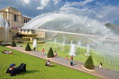 D71_4741A (vkalivoda) Tags: park city paris fountain outdoor fontaine trocadro fontne pa fontna vodotrysk