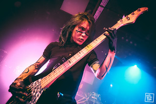 30-03-16 // Crossfaith at The Waterfront Norwich // Shot by Charlie Wallis