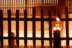 (Yorozuna / ) Tags: light silhouette festival japan night fence wooden nightscape hiroshima nightview   takehara bamboolamp                   bamboowork       groupsoftraditionalbuildings   importantpreservationdistrictofhistoricbuildings pentaxautotakumar55mmf18 syoukeinomichi